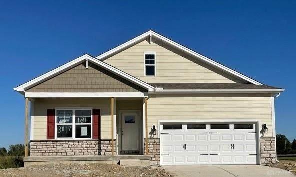 3017 Burr Oak Drive, Huber Heights, OH 45424 (MLS #845411) :: The Westheimer Group