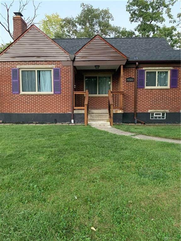 4022 Myron Avenue, Trotwood, OH 45416 (#848525) :: Century 21 Thacker & Associates, Inc.