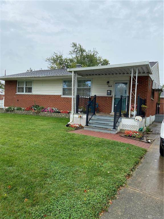 366 Perry Street, New Lebanon, OH 45345 (MLS #849791) :: The Gene Group