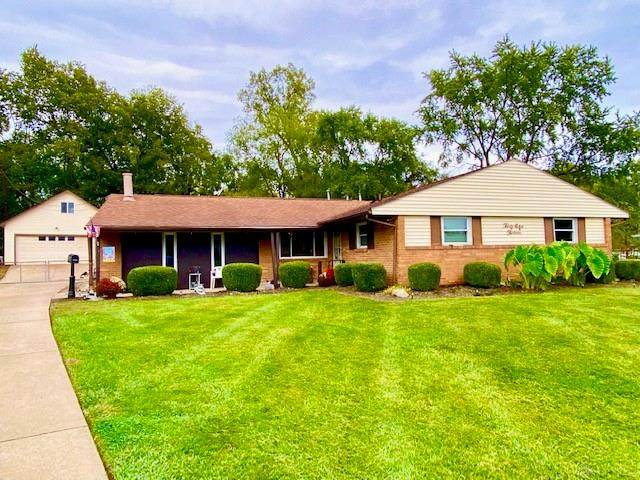 3813 Fiesta Way, Middletown, OH 45044 (MLS #851210) :: The Westheimer Group