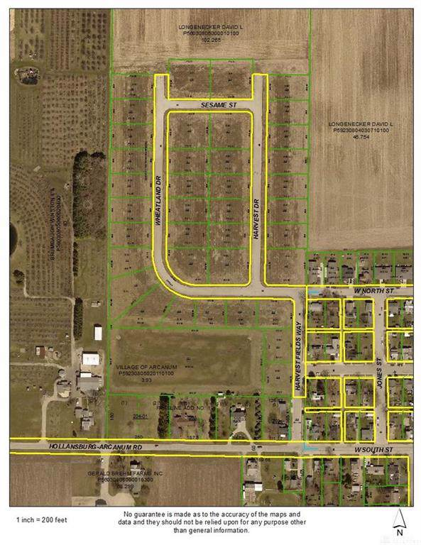 6 Wheatland Drive, Arcanum, OH 45304 (#619595) :: Century 21 Thacker & Associates, Inc.