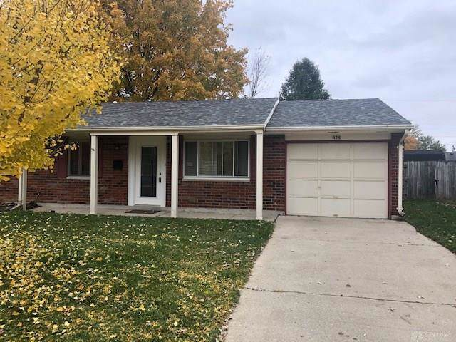 474 Mayfield Square, Troy, OH 45373 (MLS #800350) :: Denise Swick and Company