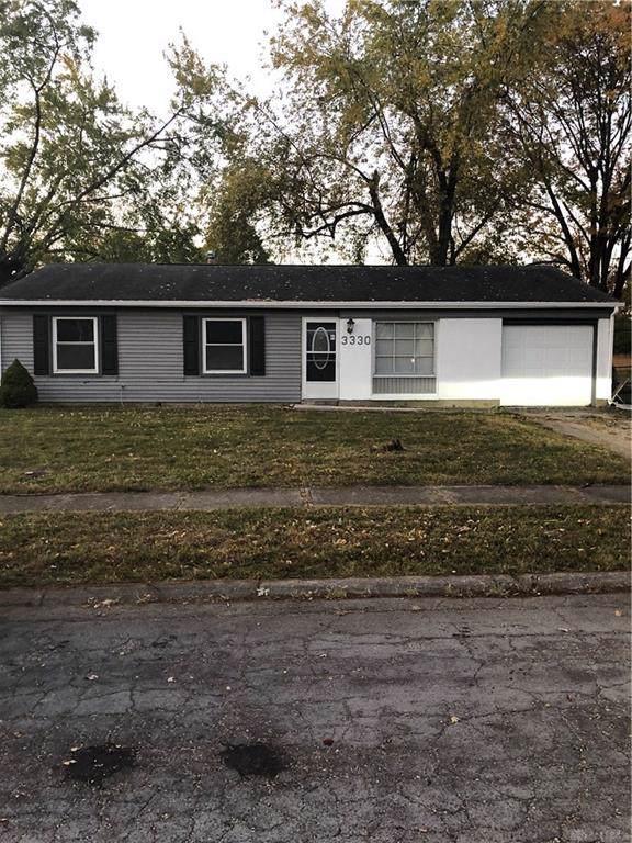 3330 Delbrook Drive, Harrison Twp, OH 45405 (MLS #804563) :: The Gene Group