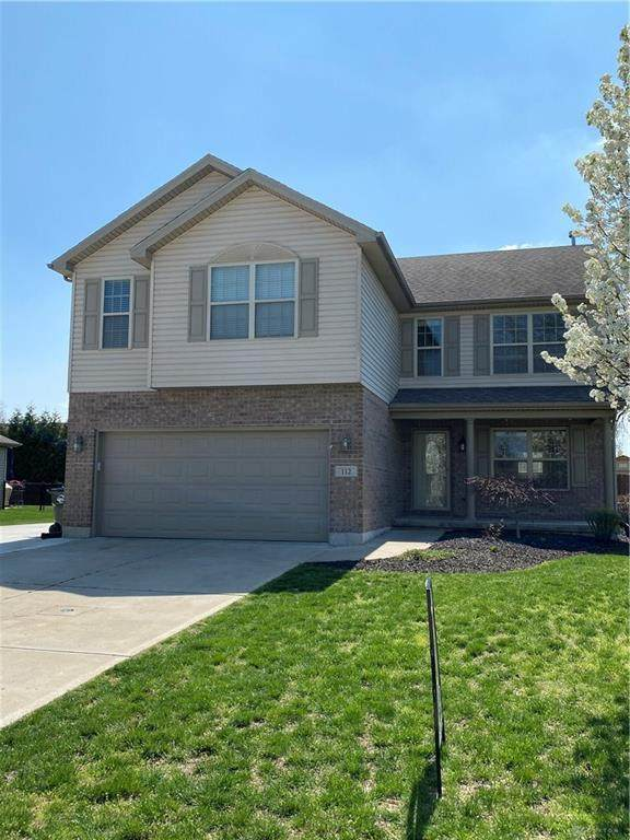 112 Timber Ridge Drive, Carlisle, OH 45005 (MLS #812950) :: Ryan Riddell  Group