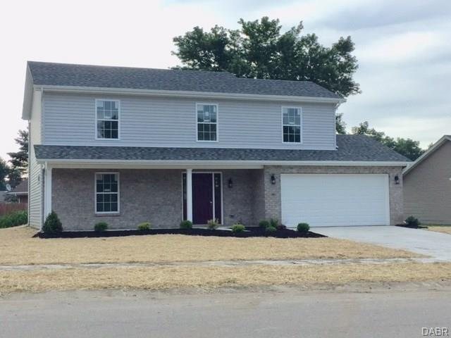 1921 Jackson Lane, Middletown, OH 45044 (MLS #749727) :: Denise Swick and Company