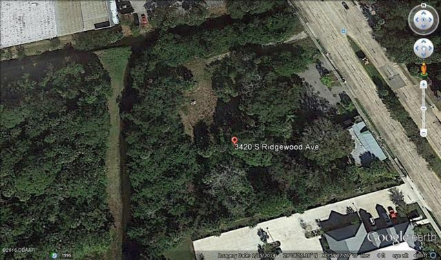 3420 S Ridgewood Avenue, Port Orange, FL 32129 (MLS #1013260) :: Memory Hopkins Real Estate
