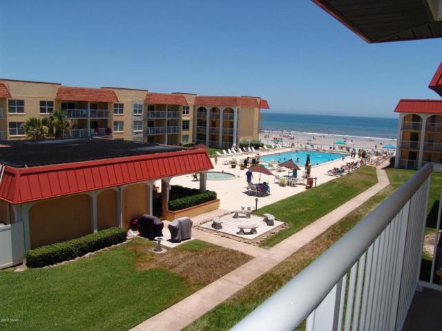 3801 S Atlantic Avenue #319, New Smyrna Beach, FL 32169 (MLS #1032722) :: Beechler Realty Group