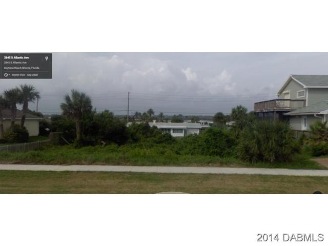 0 S Atlantic Avenue, Daytona Beach, FL 32118 (MLS #1034325) :: Memory Hopkins Real Estate