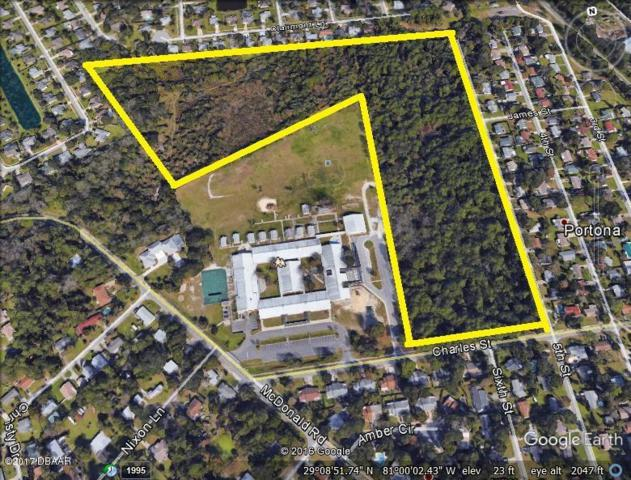 1001 Charles, Port Orange, FL 32129 (MLS #1034726) :: Memory Hopkins Real Estate