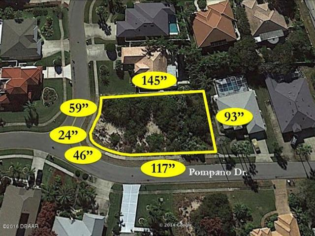 47 Pompano Drive, Ponce Inlet, FL 32127 (MLS #1034857) :: Beechler Realty Group