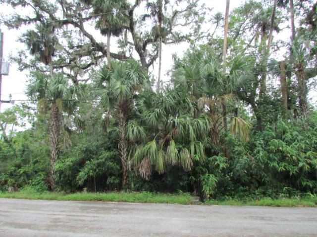 0 Valencia Avenue, Daytona Beach, FL 32114 (MLS #1035467) :: Memory Hopkins Real Estate