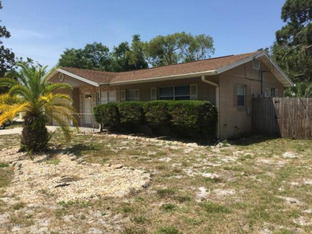 297 Poinciana Avenue, Port Orange, FL 32127 (MLS #1036780) :: Beechler Realty Group