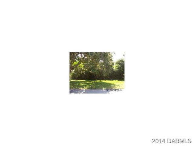 50 Bosarvey Circle, Ormond Beach, FL 32176 (MLS #1038358) :: Beechler Realty Group