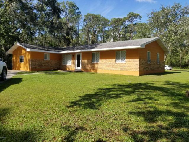 2109 Old Daytona Road, Port Orange, FL 32128 (MLS #1039364) :: Beechler Realty Group