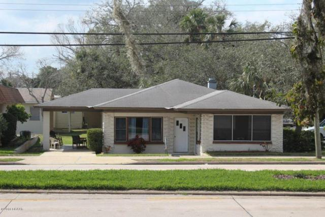 4374 S Ridgewood Avenue, Port Orange, FL 32127 (MLS #1039544) :: Memory Hopkins Real Estate