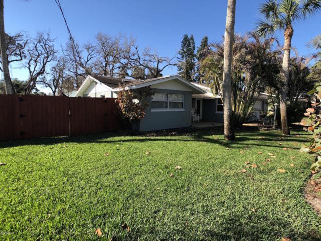 111 Oakwood Avenue, New Smyrna Beach, FL 32169 (MLS #1039649) :: Beechler Realty Group
