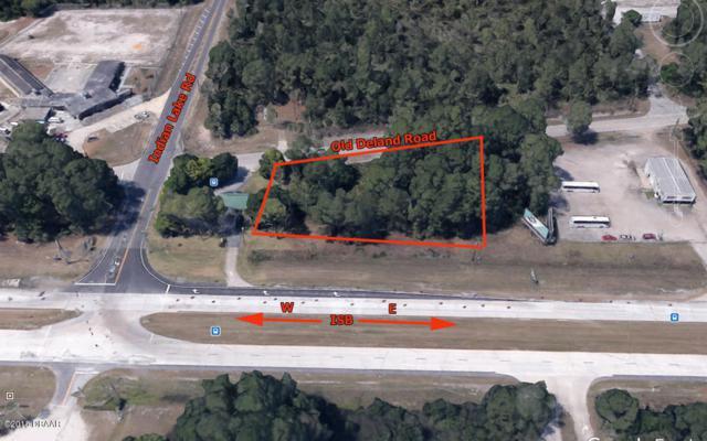 0 W Intl Speedway Boulevard, Daytona Beach, FL 32124 (MLS #1039668) :: Beechler Realty Group