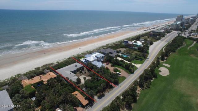 135 Ocean Shore Boulevard, Ormond Beach, FL 32176 (MLS #1040140) :: Beechler Realty Group
