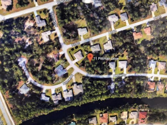 11 Pittman Drive, Palm Coast, FL 32164 (MLS #1040268) :: Beechler Realty Group