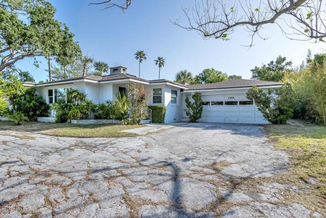 195 S Halifax Drive, Ormond Beach, FL 32176 (MLS #1041669) :: Beechler Realty Group