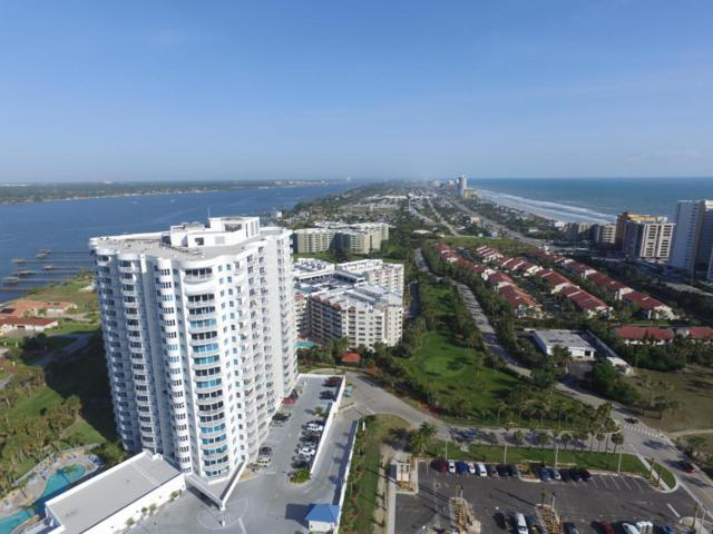 2 Oceans West Boulevard #806, Daytona Beach Shores, FL 32118 (MLS #1041850) :: Beechler Realty Group