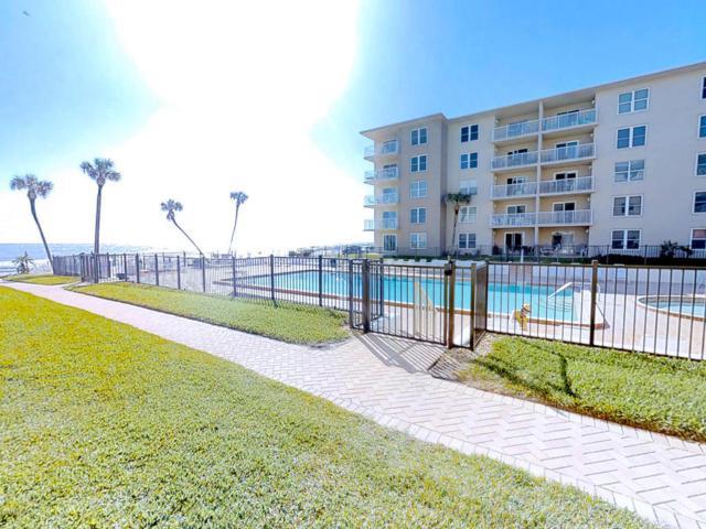 4155 S Atlantic Avenue #103, New Smyrna Beach, FL 32169 (MLS #1042102) :: Beechler Realty Group