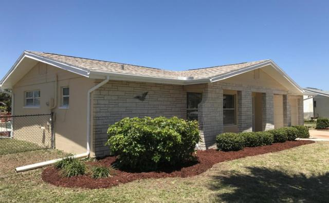 116 Anchor Drive, Ponce Inlet, FL 32127 (MLS #1042118) :: Beechler Realty Group