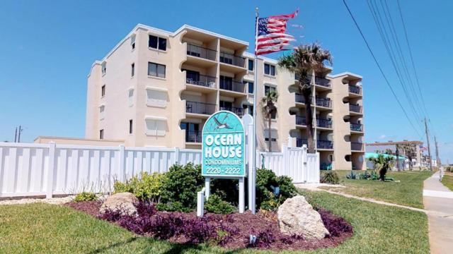 2220 Ocean Shore Boulevard 301A, Ormond Beach, FL 32176 (MLS #1042177) :: Beechler Realty Group