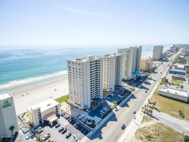 3311 S Atlantic Avenue #304, Daytona Beach Shores, FL 32118 (MLS #1042203) :: Memory Hopkins Real Estate
