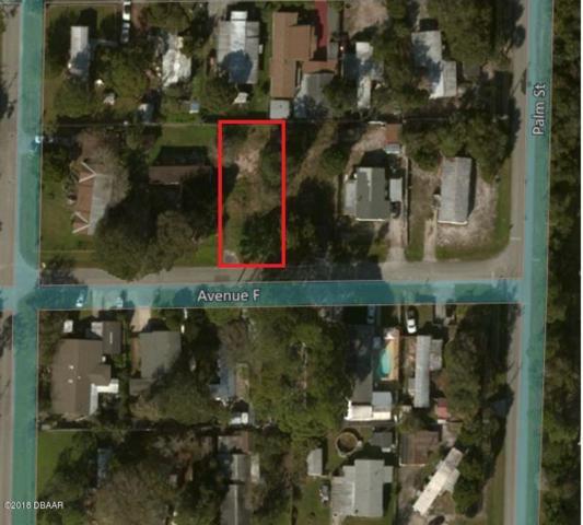 1104 Ave F, Ormond Beach, FL 32174 (MLS #1042474) :: Beechler Realty Group