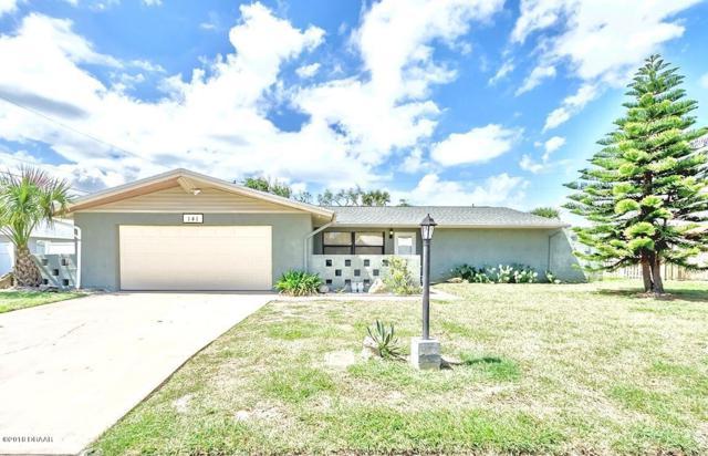 141 Beau Rivage Drive, Ormond Beach, FL 32176 (MLS #1042856) :: Beechler Realty Group