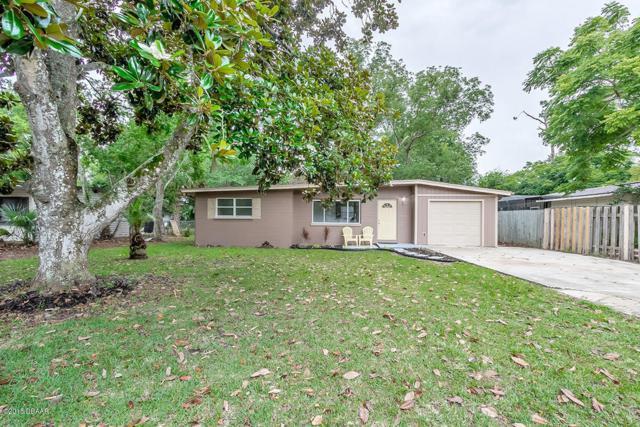 748 Orchard Avenue, Ormond Beach, FL 32174 (MLS #1043358) :: Beechler Realty Group