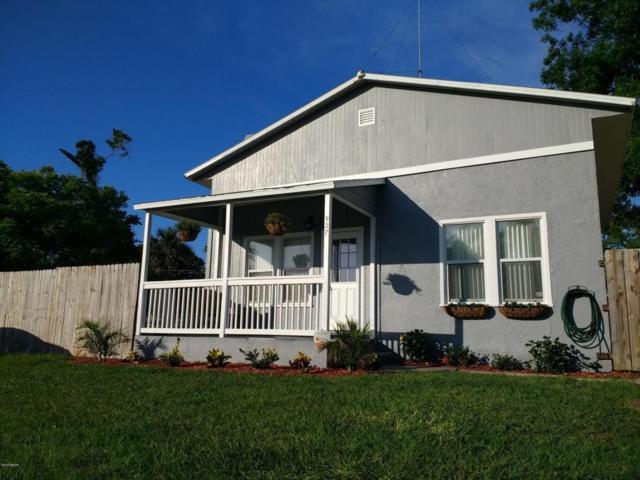 927 Hartford Avenue, Holly Hill, FL 32117 (MLS #1043359) :: Beechler Realty Group