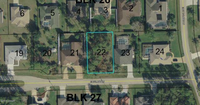 19 Eastland Lane, Palm Coast, FL 32164 (MLS #1043415) :: Beechler Realty Group