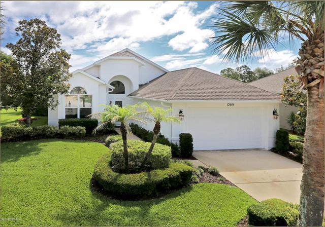 1209 Sunningdale Lane, Ormond Beach, FL 32174 (MLS #1043921) :: Beechler Realty Group