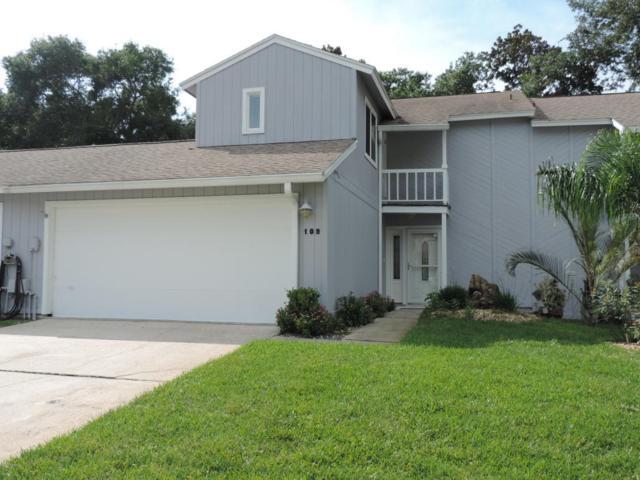 109 Northbrook Lane, Ormond Beach, FL 32174 (MLS #1043998) :: Beechler Realty Group