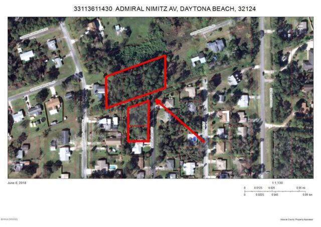 1430 Admiral Nimitz Avenue, Daytona Beach, FL 32124 (MLS #1044012) :: Beechler Realty Group