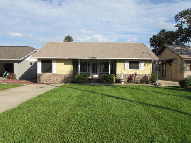 17 E Bayshore Drive, Port Orange, FL 32127 (MLS #1044029) :: Beechler Realty Group