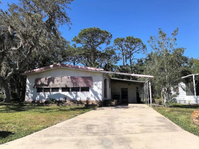 127 N Indian River Drive, Edgewater, FL 32141 (MLS #1044205) :: Beechler Realty Group