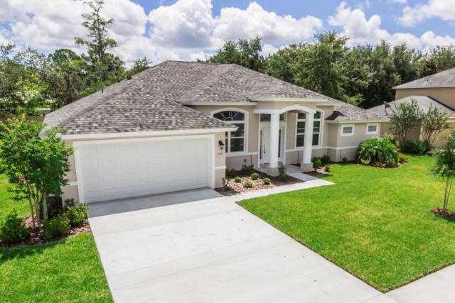 103 Chrysanthemum Drive, Ormond Beach, FL 32174 (MLS #1044271) :: Memory Hopkins Real Estate