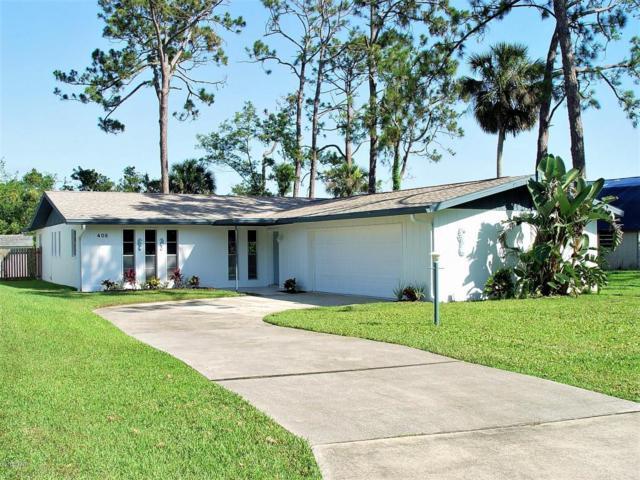 405 Acacia Drive, Port Orange, FL 32127 (MLS #1044478) :: Beechler Realty Group
