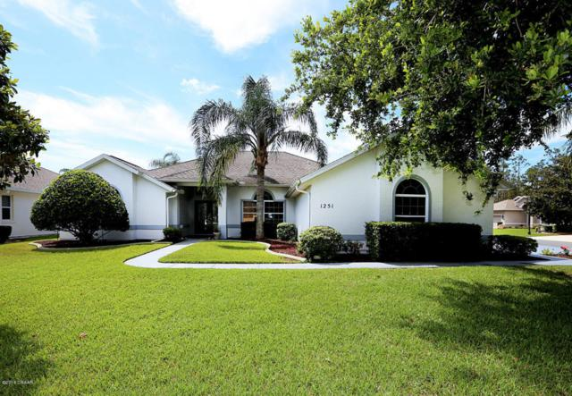1251 Hampstead Lane, Ormond Beach, FL 32174 (MLS #1044506) :: Beechler Realty Group