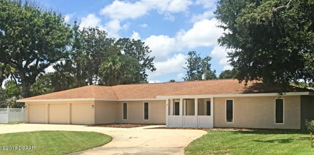 33 Sandcastle Drive, Ormond Beach, FL 32176 (MLS #1044872) :: Beechler Realty Group