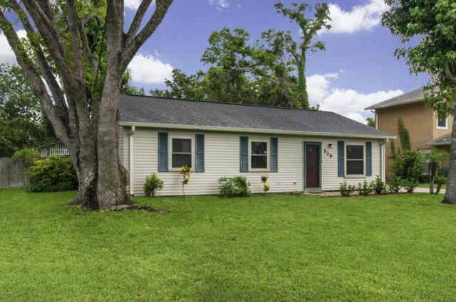 539 Orange Avenue, Port Orange, FL 32127 (MLS #1044967) :: Beechler Realty Group