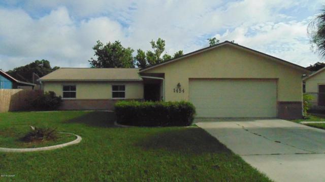 1454 Craig Court, Port Orange, FL 32129 (MLS #1045037) :: Beechler Realty Group