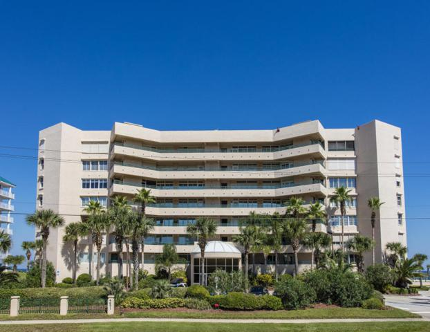 4651 S Atlantic Avenue #303, Ponce Inlet, FL 32127 (MLS #1045224) :: Memory Hopkins Real Estate