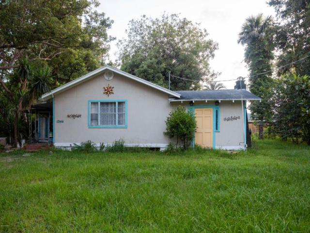 1344 Moravia Avenue, Holly Hill, FL 32117 (MLS #1045277) :: Beechler Realty Group