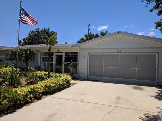 42 Silk Oaks Drive, Ormond Beach, FL 32176 (MLS #1045281) :: Beechler Realty Group