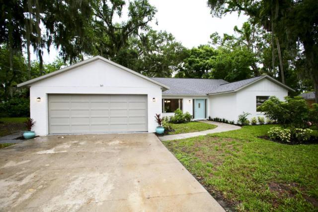 345 N Frederick Avenue, Daytona Beach, FL 32114 (MLS #1045336) :: Beechler Realty Group