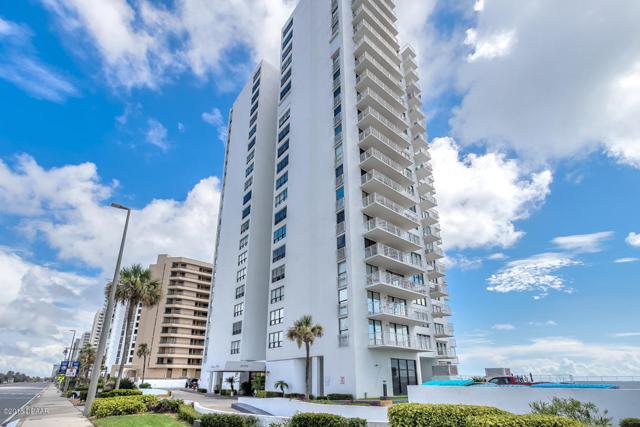 3043 S Atlantic Avenue #806, Daytona Beach Shores, FL 32118 (MLS #1045467) :: Beechler Realty Group